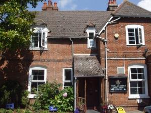 RAF Yacht Club clubhouse